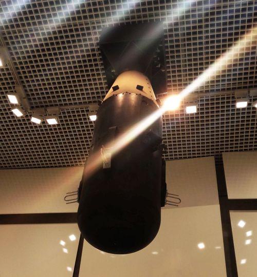 Muzeum II Wojny Światowej – Hiroszima nad głową