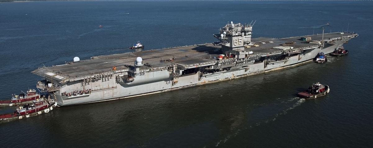 koniec służby USS Enterprise