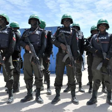 Nigeria Formed Police Unit Police Replacement and Rotation