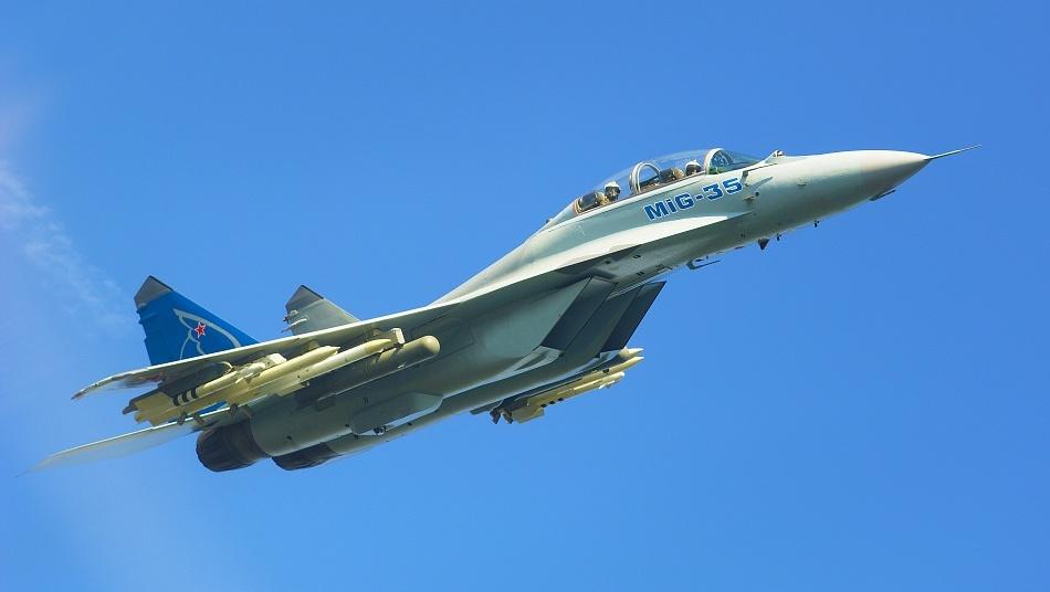 Dostawy seryjnych MiG-ów-35