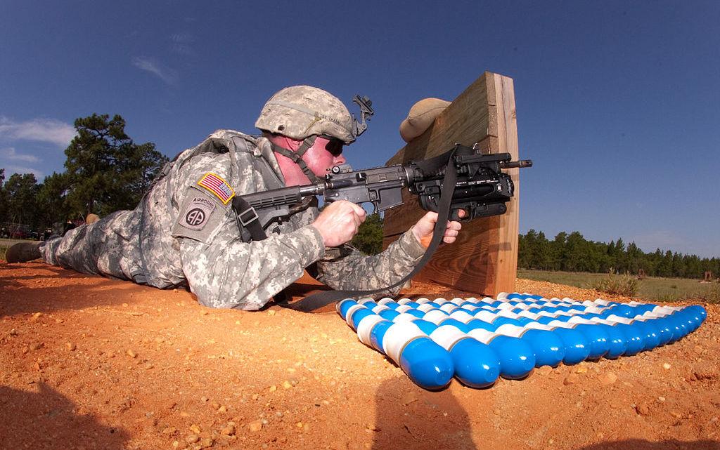 ekologiczna amunicja