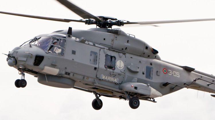 MH-90 włoskiej marynarki