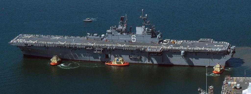 America typ Midway Konflikty.pl
