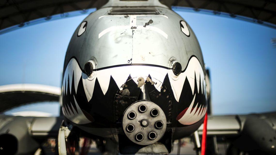 a-10 thunderbolt 2021