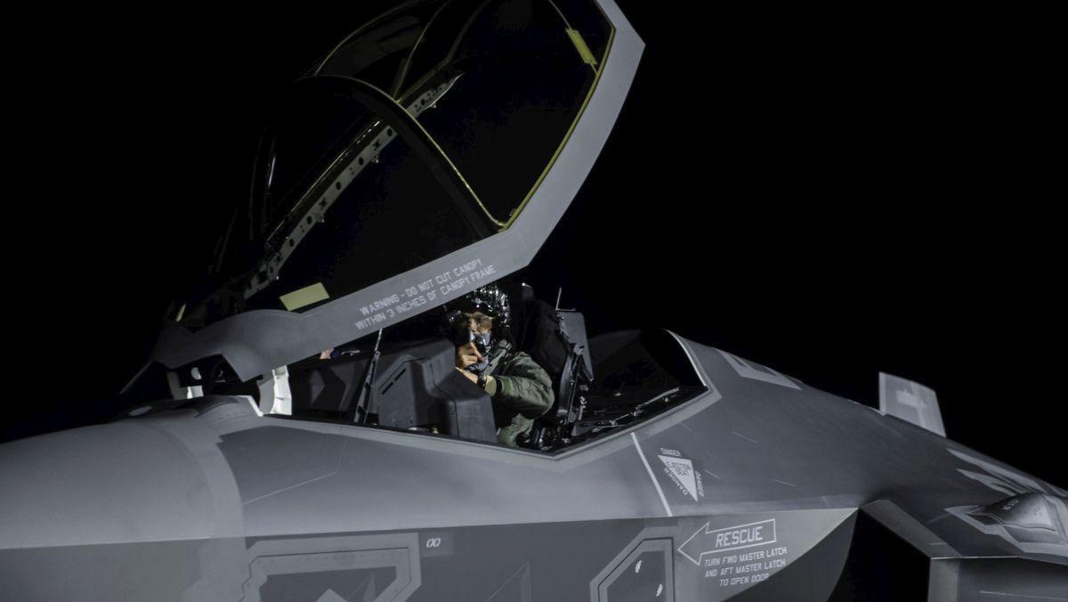F-35 Lightning II na Red Flag