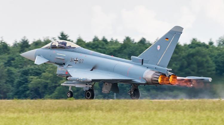 Niemcy przechwycili indyjski samolot pasażerski