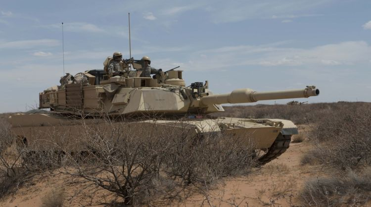 nowa wersja Abramsa