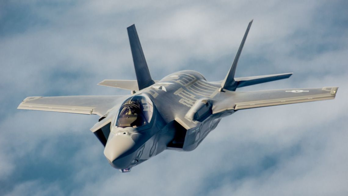 F-35 Lightning II na Red Flag