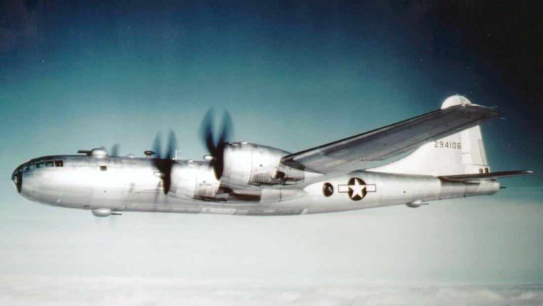Henry Red Erwin uratował B-29
