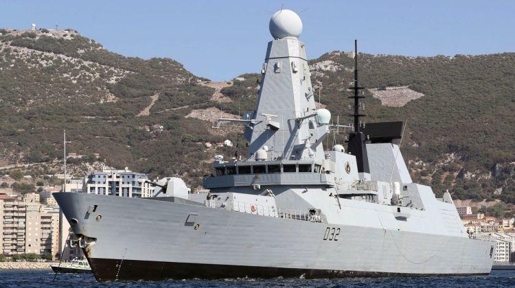 problemy niszczycieli typu 45
