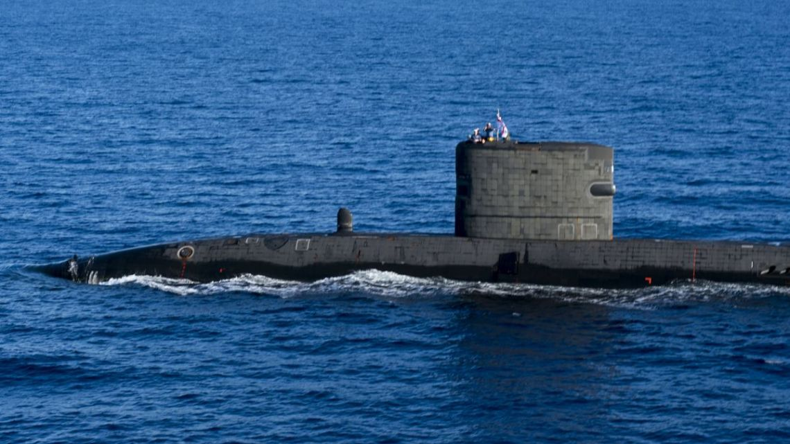 royal navy problemy okrętów podwodnych