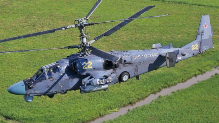 tempo produkcji Ka-52