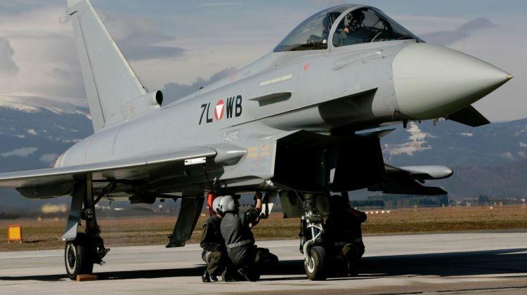 Austria pozywa konsorcjum Eurofighter