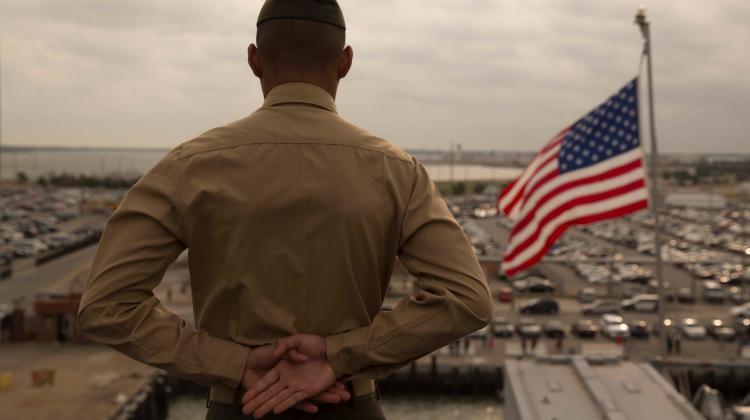 skandal obyczajowy zdjęcia kobiet US Marine Corps