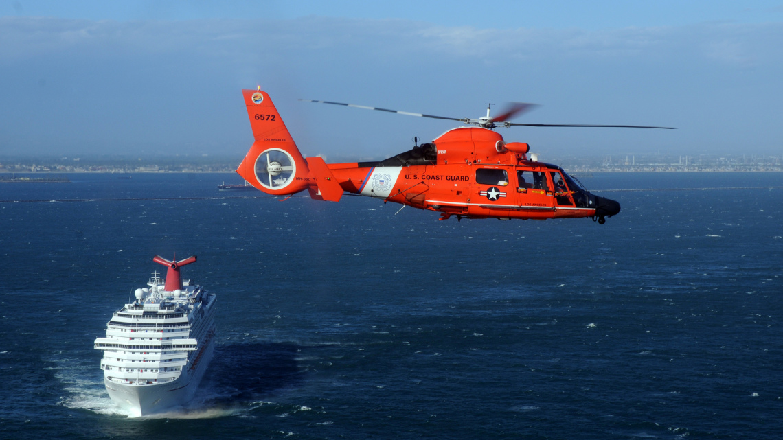 Dolphin US Coast Guard