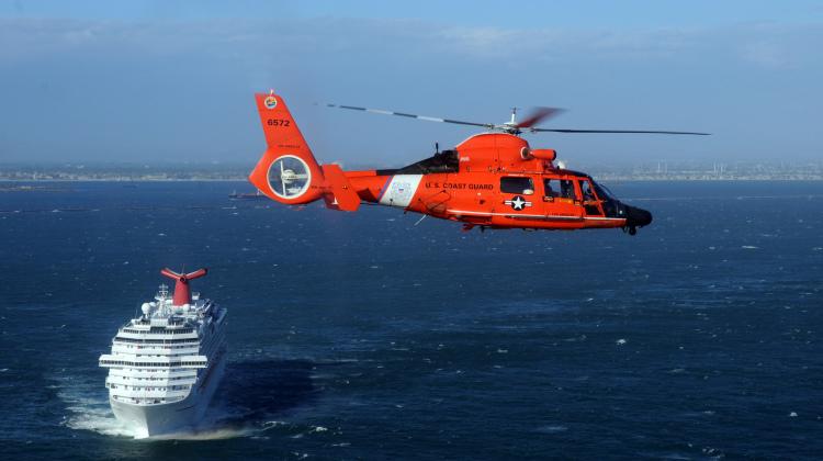 Dolphin US Coast Guard