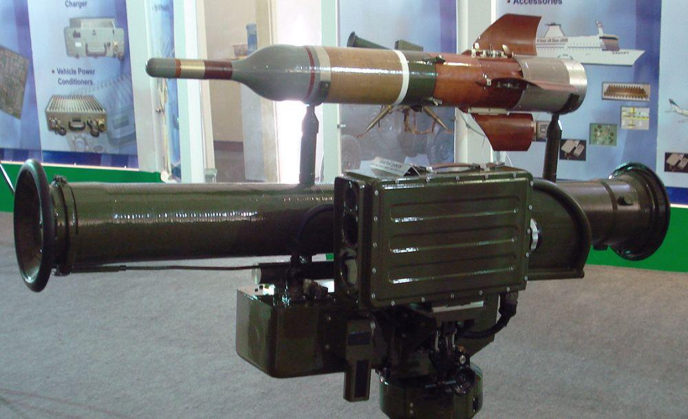 Śmigłowiec WZ-10: HJ-8 w wersji licencyjnej produkowanej przez Pakistan