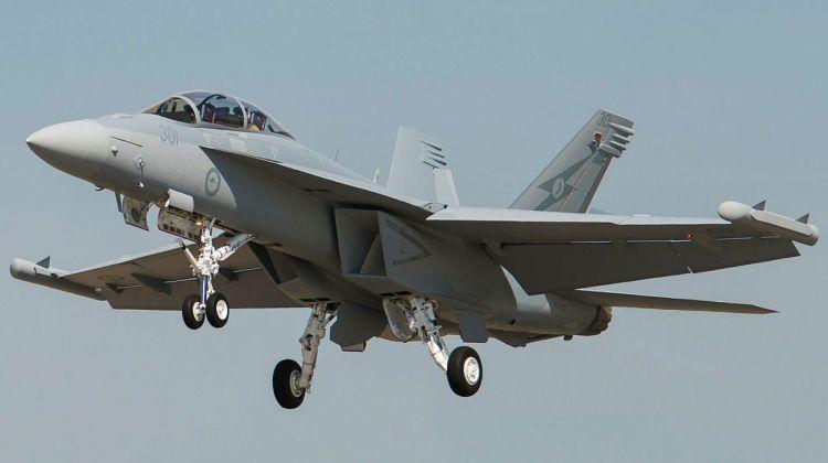 EA-18G RAAF