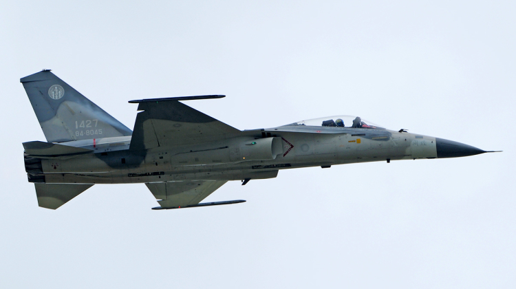 Tajwan opracuje nowy myśliwiec