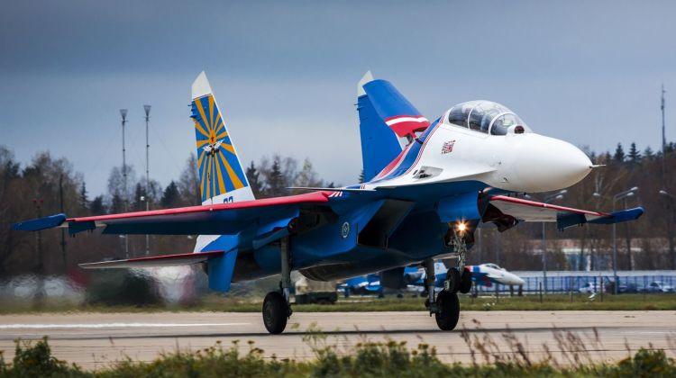 Russkije Witiazi Su-30SM