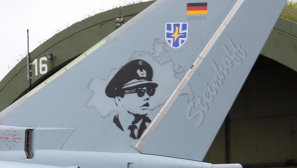 Johannes Steinhoff As odnowiciel Luftwaffe dowódca w NATO
