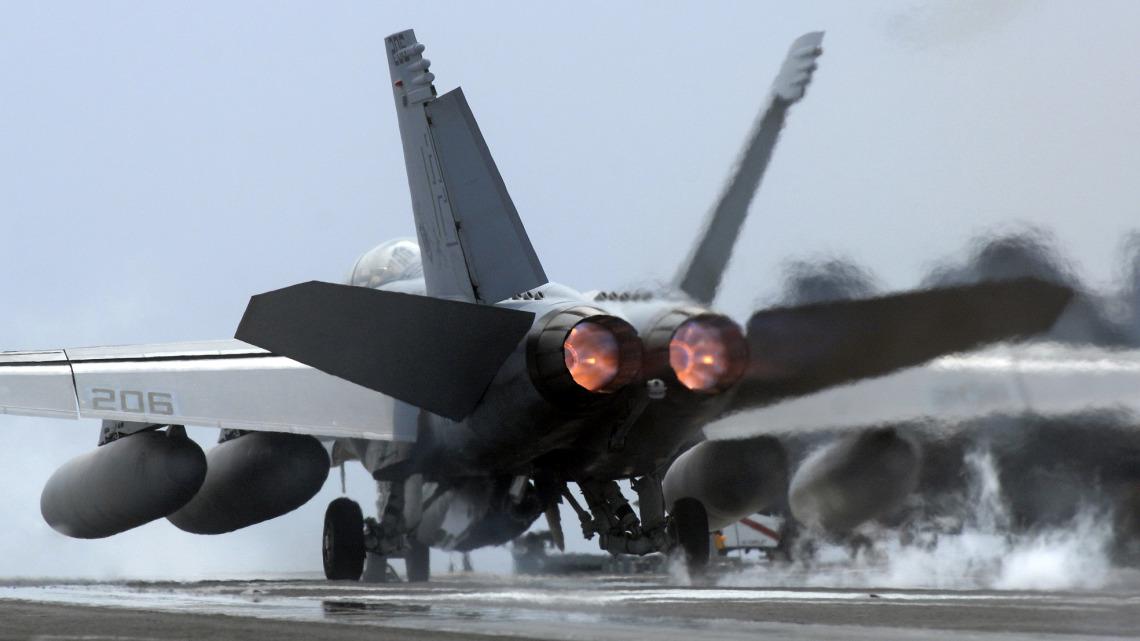 F414 Enhanced Engine dla Super Hornetów i Growlerów