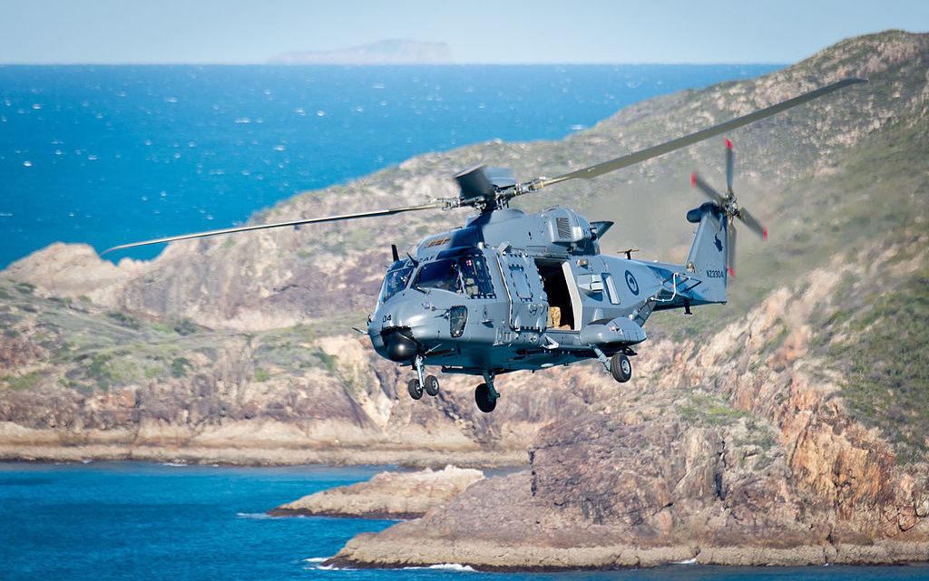 NH90 Nowa Zelandia
