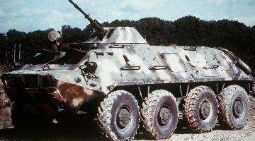 Iran ujawnił nowy transporter opancerzony Heidar-6 | Konflikty.pl