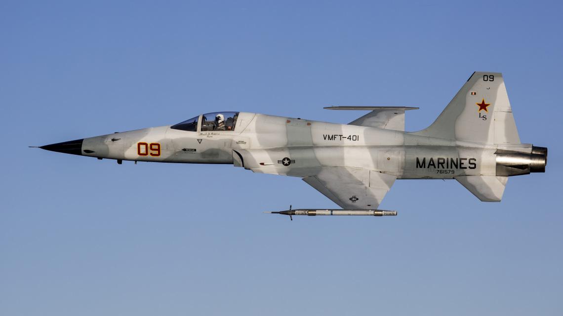 USA: latający agresorzy potrzebni od zaraz