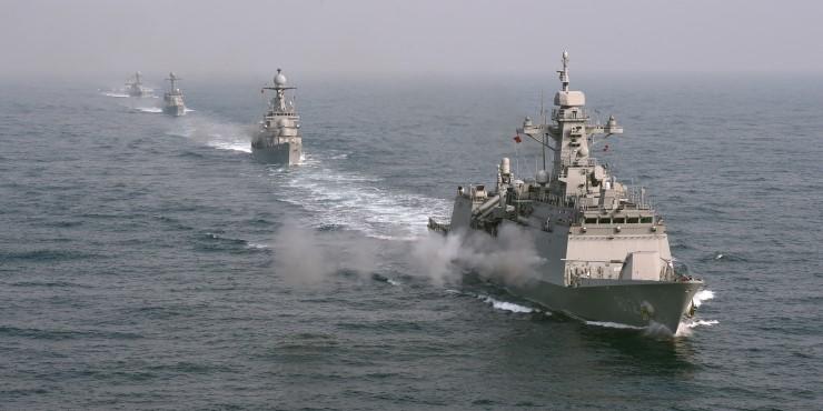 Korea Południowa pocisk manewrujący