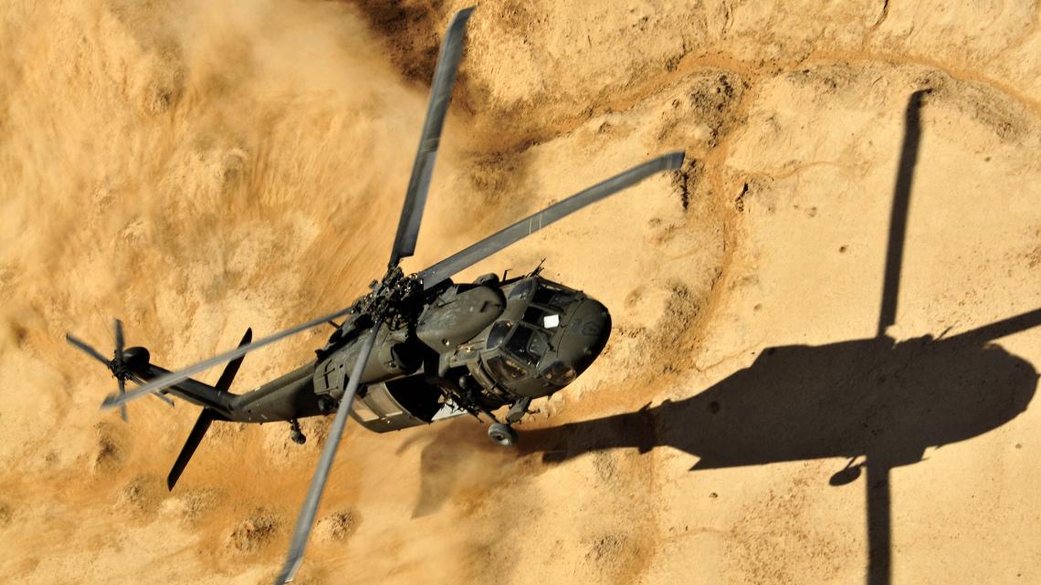 Katastrofy Black Hawków: USA, Jemen, Turcja