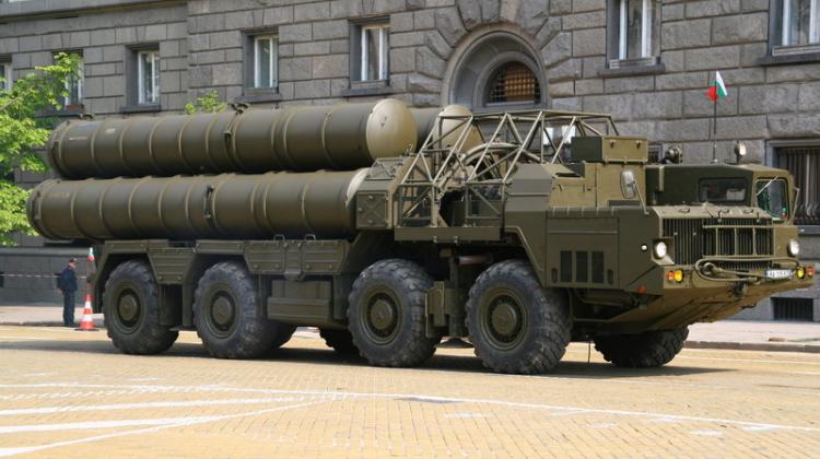 Bułgaria Serbia S-300