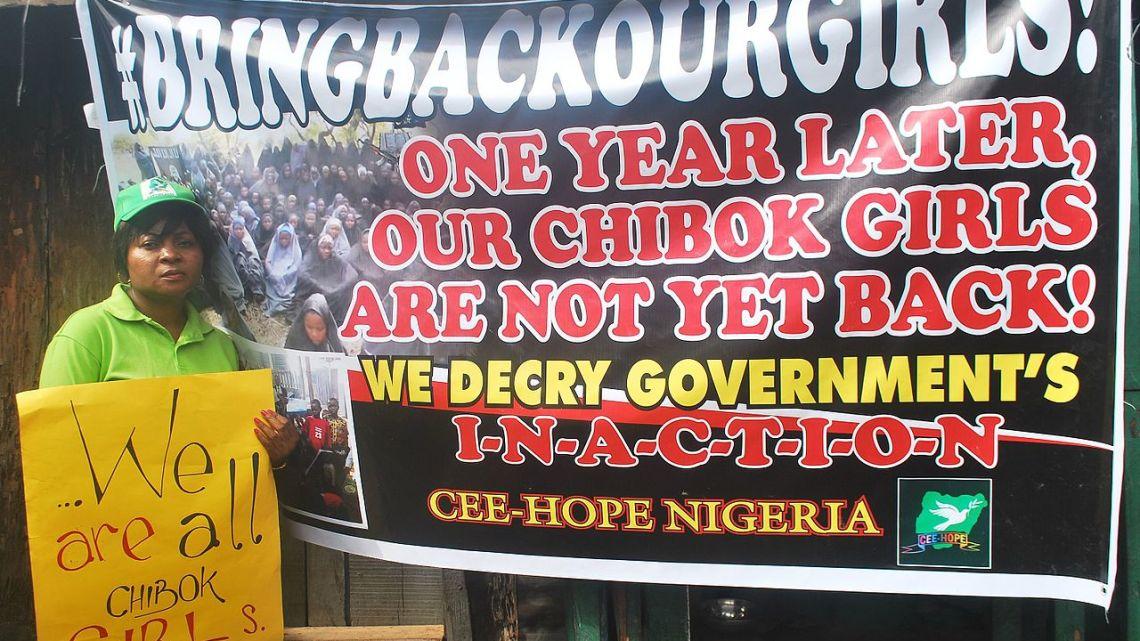 największe uprowadzenie dzieci przez Boko Haram