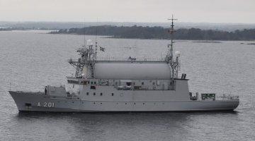 HMS Orion (A201)
