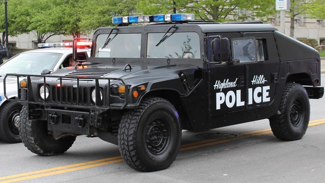 USA: weterani w policji