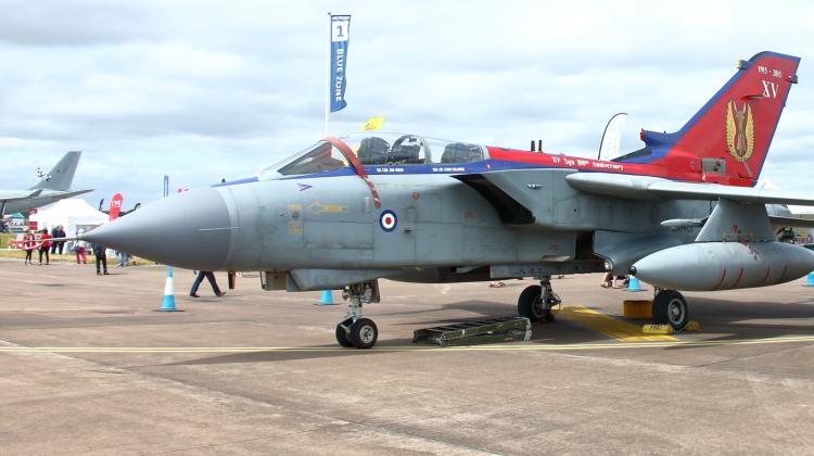 Panavia Tornado, XV Eskadra RAF