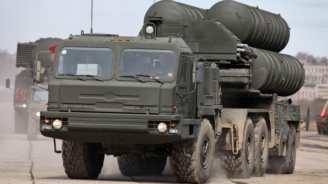 Tomahawk kontra S-400 nad Syrią