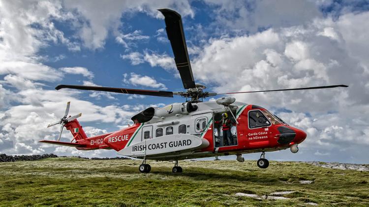 Braki w bazie terenu przyczyna katastrofy irlandzkiego S-92 | Konflikty.pl