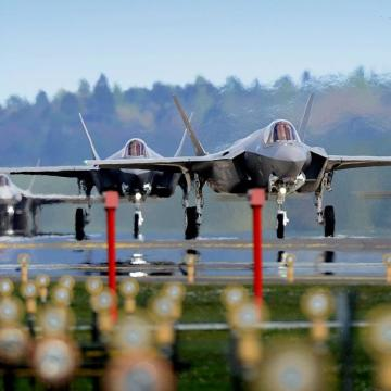 Więcej o amerykańskich F-35A w Europie