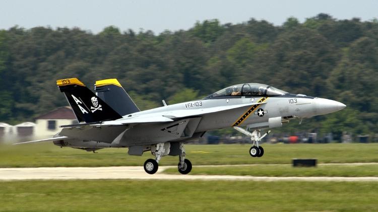 US Navy malowania eskadr