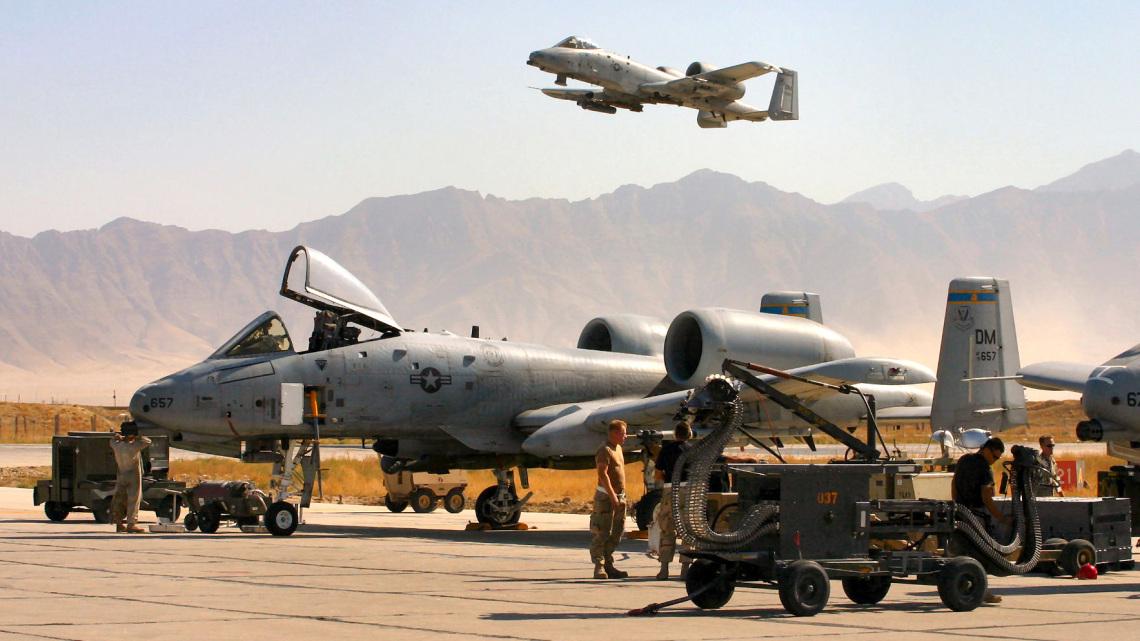 Wciąż niewyjaśnione przyczyny katastrofy A-10 z 1997