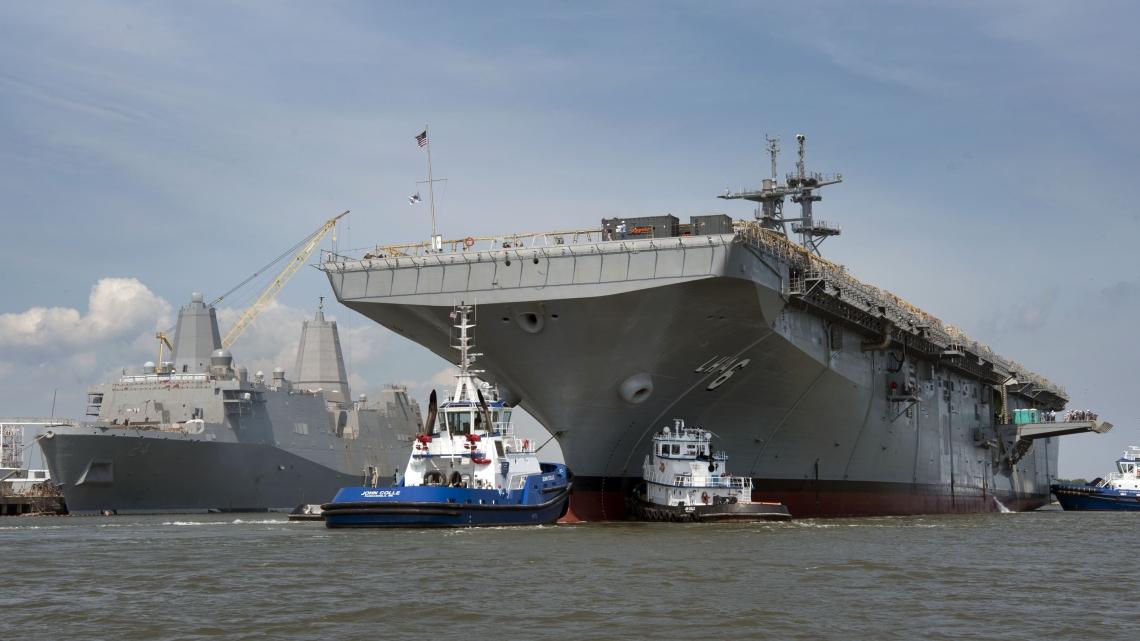 dodatkowe fundusze US Navy US Marine Corps