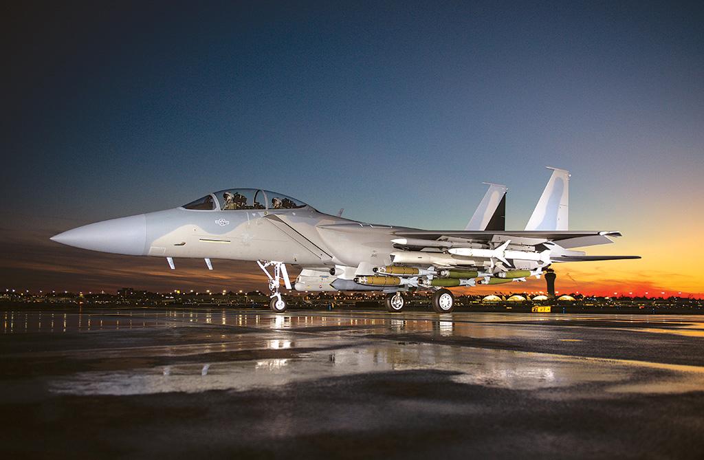 Boeing: Najnowsze F-15 i F/A-18 to całkowicie inne maszyny