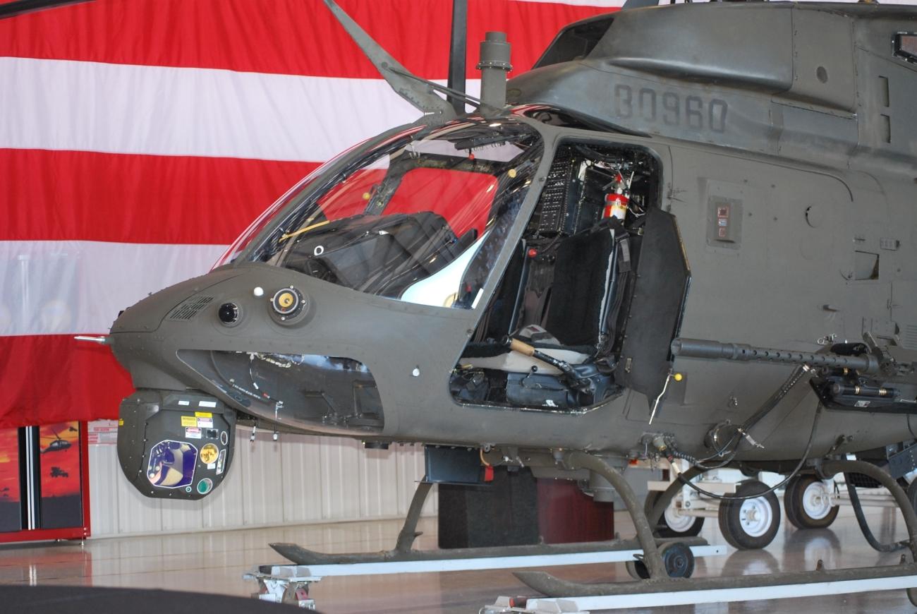 US Army wycofanie Kiowa Warrior | Konflikty.pl