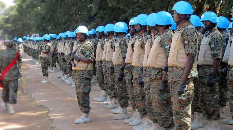 Trying_out_new_Peacekeeping_Uniforms