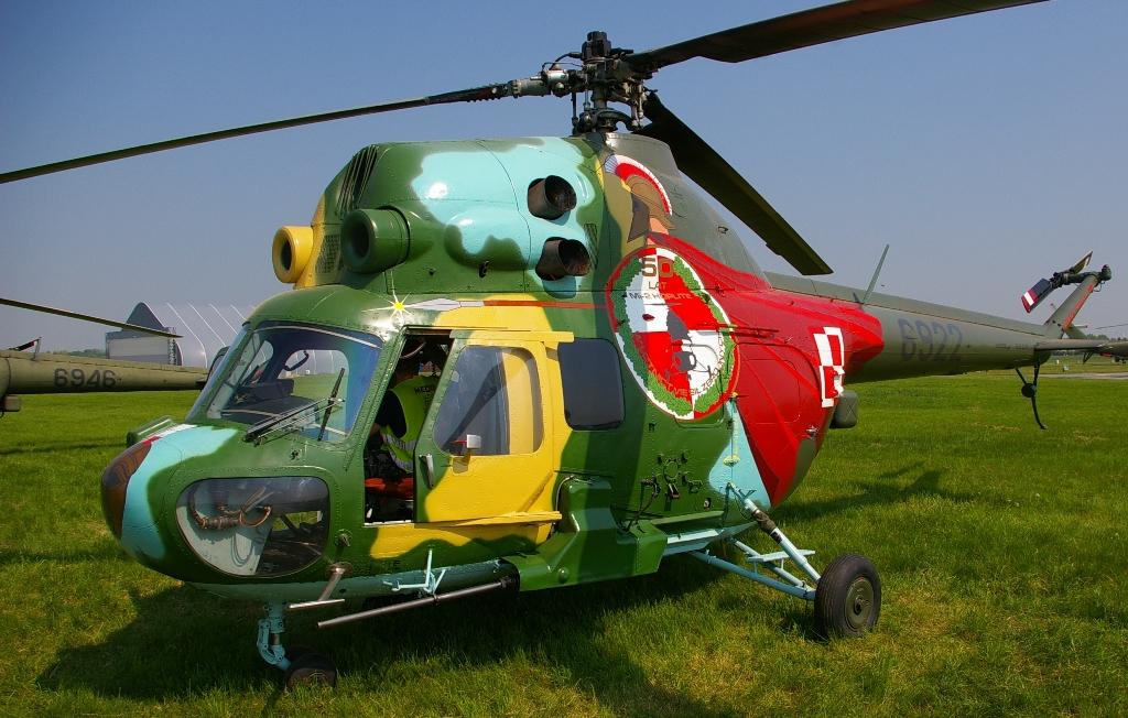 50 lat Mi-2 w służbie wojskowej w Polsce