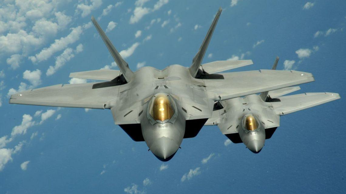 Wznowienie produkcji F-22 zbyt drogie   Konflikty.pl