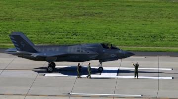 Eskadra F-35B uziemiona z powodu kłopotów z ALIS | Konflikty.pl