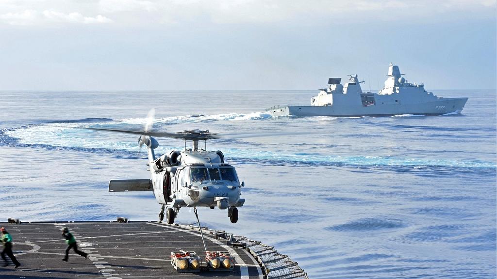 Jak admirał w stanie spoczynku widzi przyszłość US Navy | Konflikty.pl