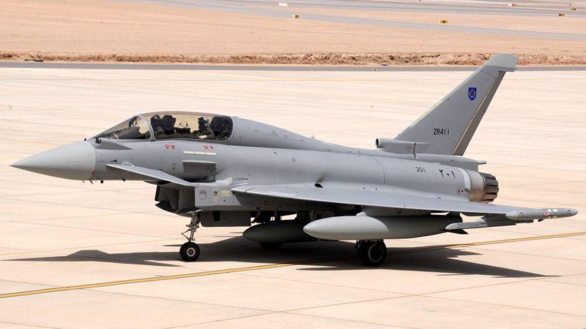 Pierwsze Typhoony dla Omanu | Konflikty.pl